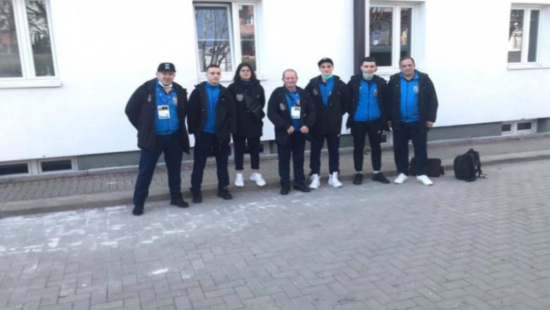 Koronavirusi: Boksierët e falënderojnë Pacollin që ua mundësoi kthimin në Kosovë