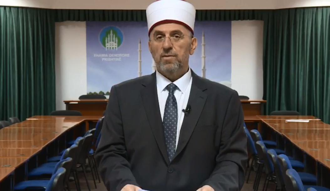 Tërnava: Nuk kemi mundësi ta falim namazin e Bajramit në xhami, shmanguni vizitave familjare