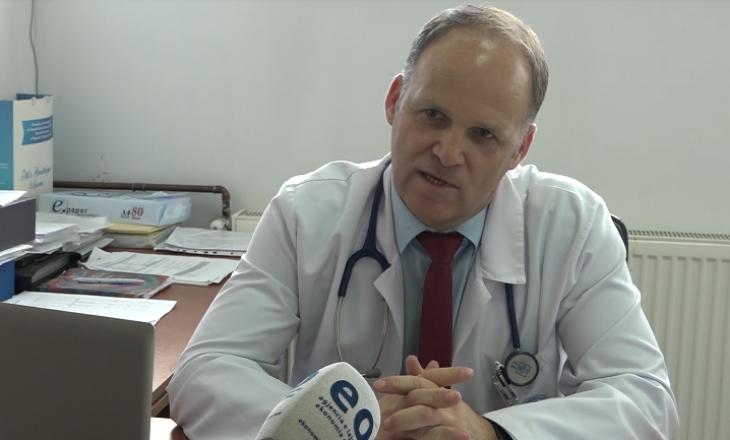 Krasniqi: Nga 23 të shëruar nga koronavirusi gjashtë janë mbi moshën 60 vjeçare dhe një i moshës 80 vjeçare