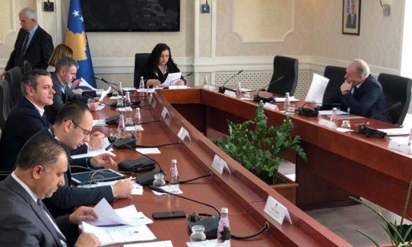 Vendos Kryesia: Propozimi i PDK-së për pakon emergjente 320 milionë euro të trajtohet të martën në seancë