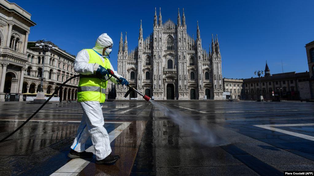 Itali: 636 të vdekur brenda një dite nga koronavirusi