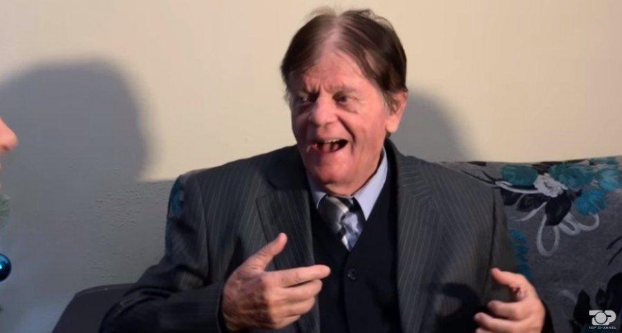 Vdes Gëzim Kruja, komediani më i madh i të gjitha kohërave