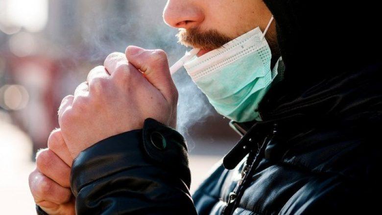 Coronavirusi dhe pirja e duhanit: Çfarë thotë Organizata Botërore e Shëndetit?
