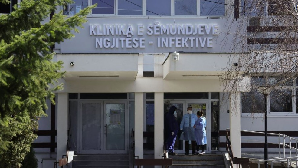 COVID-19 në Kosovë: 1296 raste aktive – 141 pacientë të hospitalizuar