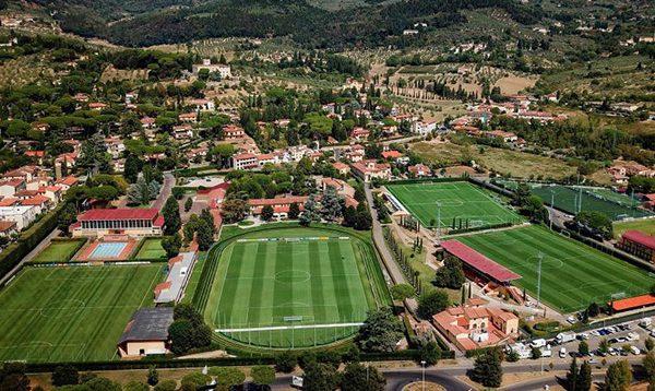 Kampi i Kombëtares së Italisë shndërrohet në spital për Covid-19