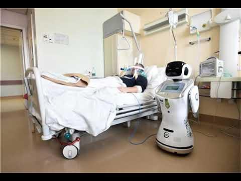 Në ndihmë të mjekëve italianë vijnë robotët 'infermierë'