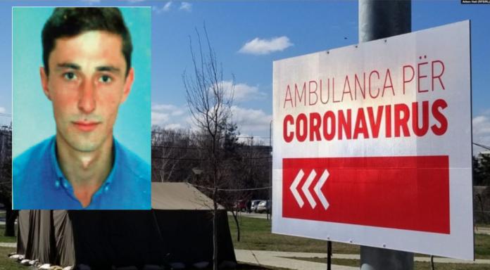 Ky është kosovari i dytë i vdekur nga coronavirusi