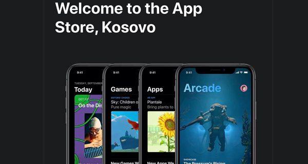 Nga sot edhe Kosova me App Store