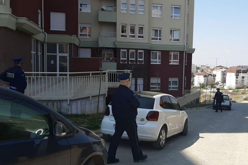 Tri lokacione në lagjen Mati 1 nën mbikëqyrje të policisë