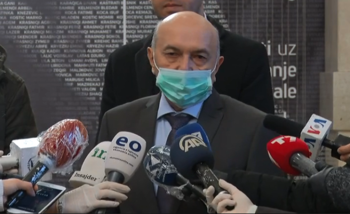 Mustafa: Po e presim aktgjykimin e kompletuar për thirrjen e seancës