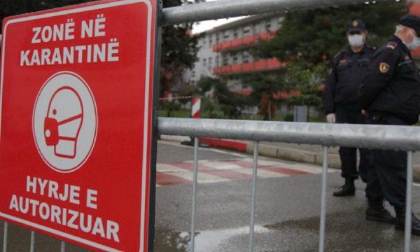 Mbi 4 mijë persona në vetizolim për kontakte të rasteve në Kosovë