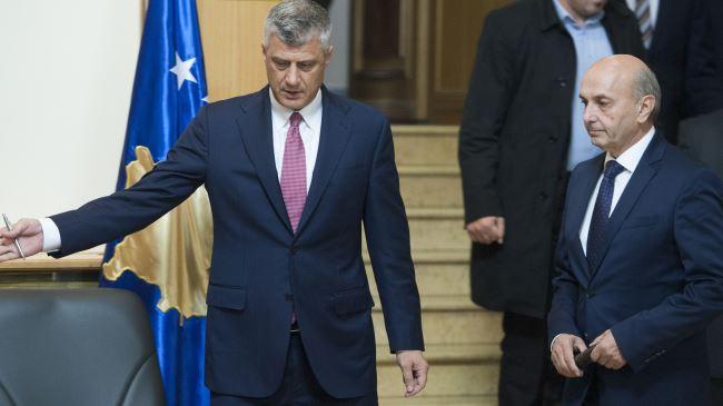 Thaçi i kërkon zyrtarisht mandatarin për kryeministër Mustafës