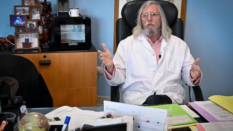 Shkencëtari francez përjashtoi një valë të dytë të infeksioneve: Epidemia e coronavirusit po përfundon