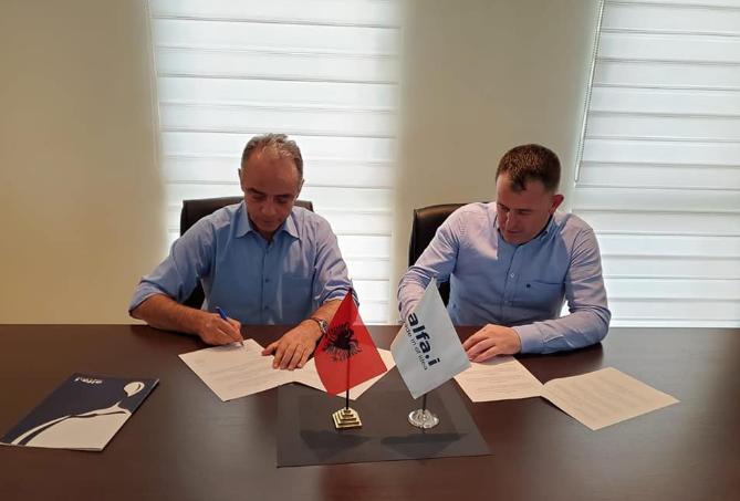 KHF Istogu merr mbështetje sponzorizuese nga kompania e njohur