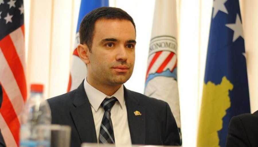 Zeka: Ndërtimi i tubacionit të gazit do të fuqizonte kapacitetet industriale të Kosovës