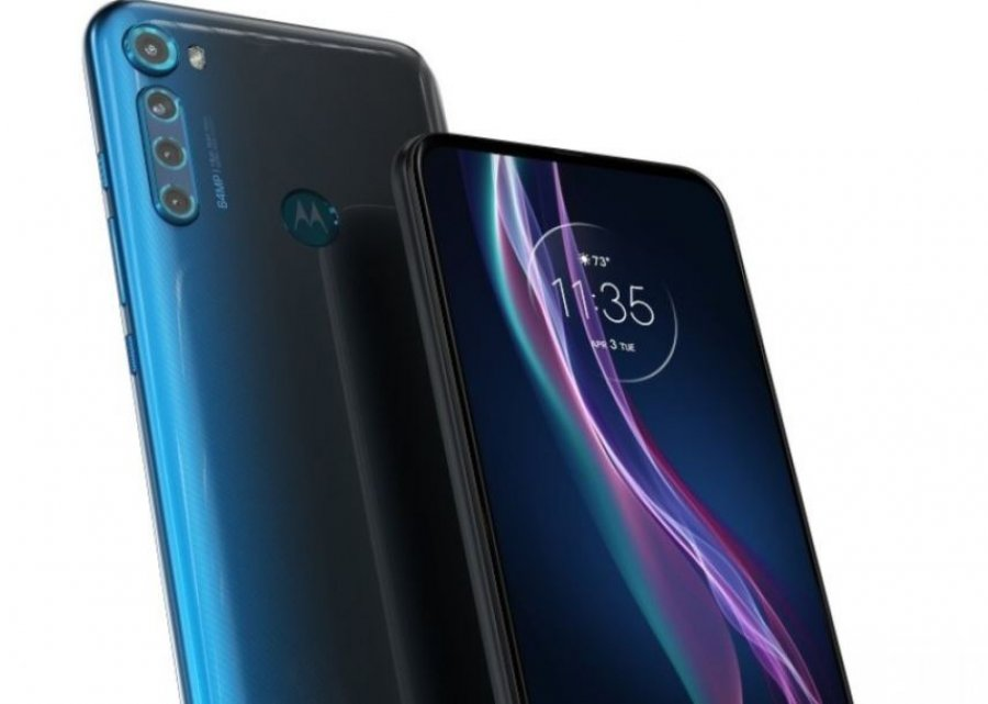 Rrjedhin specifikat e Motorola One Fusion+