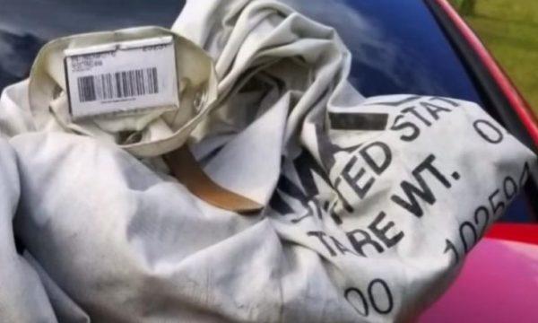 Familja amerikane gjen dy thasë në mes të rrugës, i dorëzon në polici, brenda tyre kishte pasur afro një milion dollarë