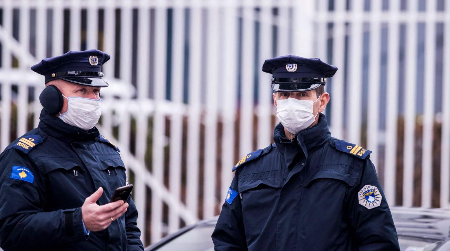 12 policë të Prizrenit në mesin e të infektuarve me koronavirus