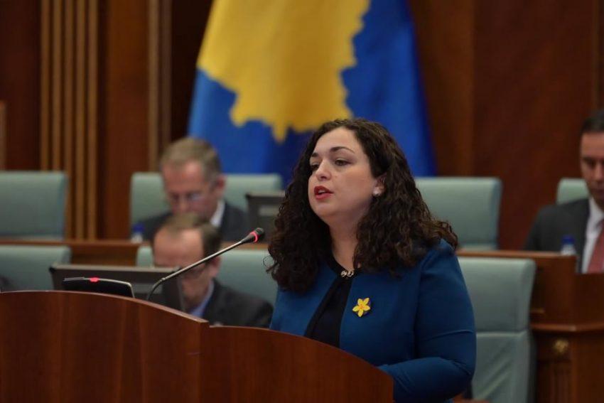 KDI dënon gjuhën dhe sjelljet joparlamentare të deputetëve ndaj Kryetares së Kuvendit