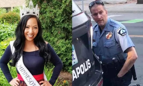 Gruaja e policit Derek Chauvin kërkon ndarjen, nuk e do asnjë cent nga divorci