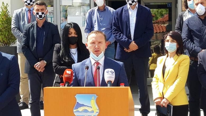 Ministri i ri Armend Zemaj flet për masat e reja kundër pandemisë