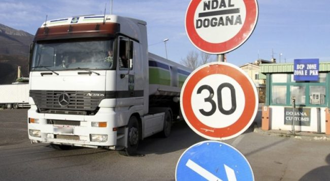 Dogana e Kosovës ka arkëtuar këtë vit 14% më shumë të hyra se vitin e kaluar