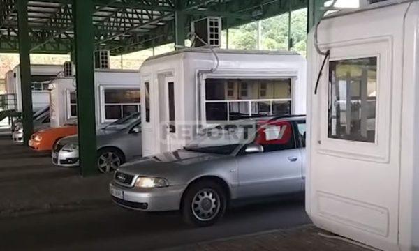 Kolona të gjata të makinave në kufirin me Greqi, kjo është arsyeja