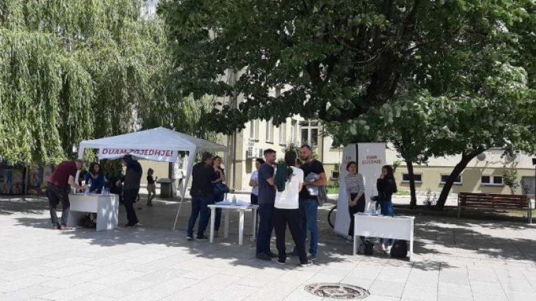 Mblidhen 150 mijë nënshkrime në peticionin për mbajtjen e zgjedhjeve të reja