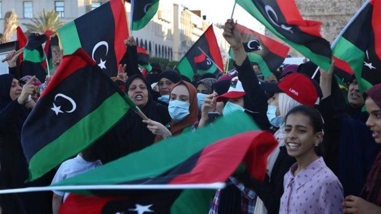 Qeveria demokratike e Libisë merr kontrollin mbi një qytet të rëndësishëm