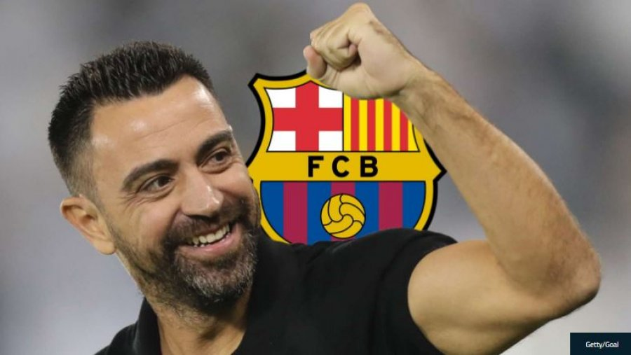 """Legjenda e Barcelonës, Xavi, paralajmëron rikthimin si trajner në """"Camp Nou"""""""