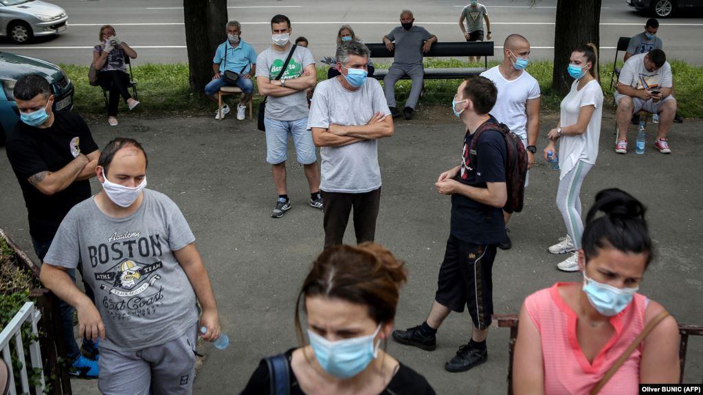 Gjendje e jashtëzakonshme në Beograd për shkak të koronavirusit