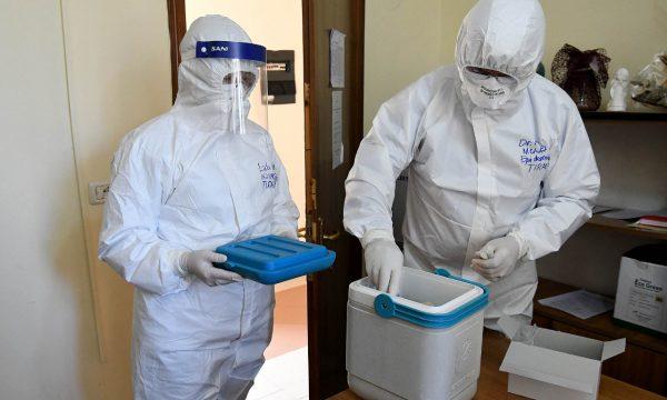 Kompania britanike sjell maskën që ç'aktivizon virusin