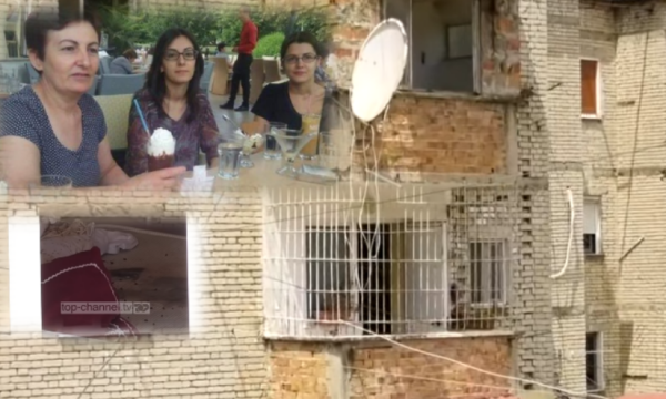 Shtrati ku u dergj e pajetë me muaj Anisa Josifi, pamjet e rënda të tragjedisë në Tiranë