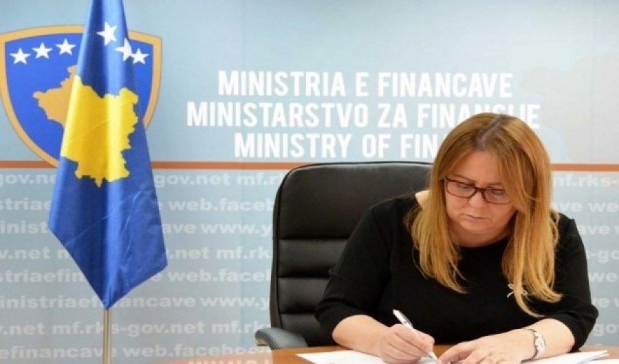 Nënshkruhet marrëveshja për asistencën makro-financiare me Bashkimin Evropian