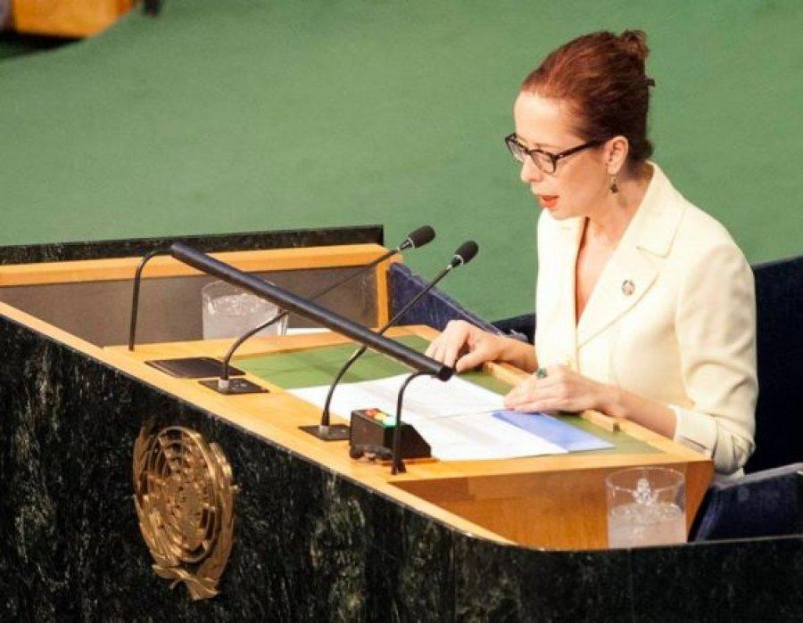 Vajza e Kadaresë zgjidhet zv/presidente e Asamblesë së Përgjithshme të OKB