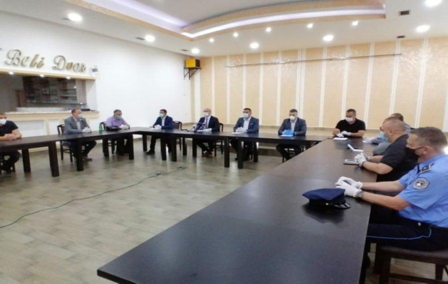 Komunat në veri të Kosovës aplikojnë masën e karantinës pas orës 21