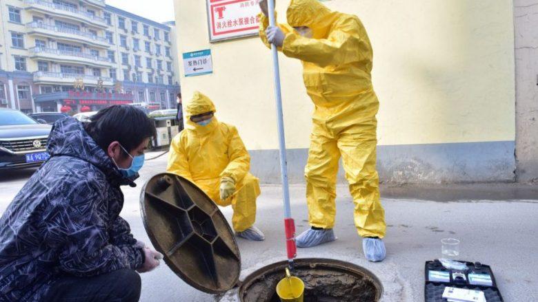 Koronavirusi është gjetur në kanalizimet e qyteteve në Evropë qysh në mars 2019