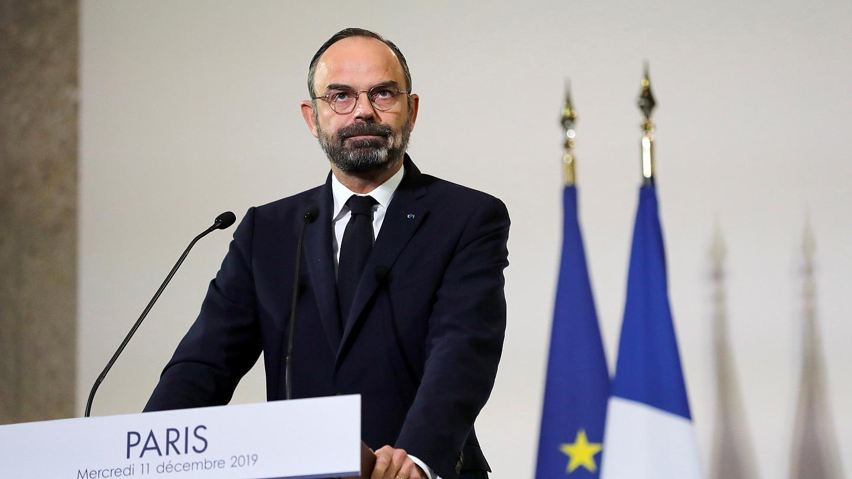 Jep dorëheqje kryeministri francez