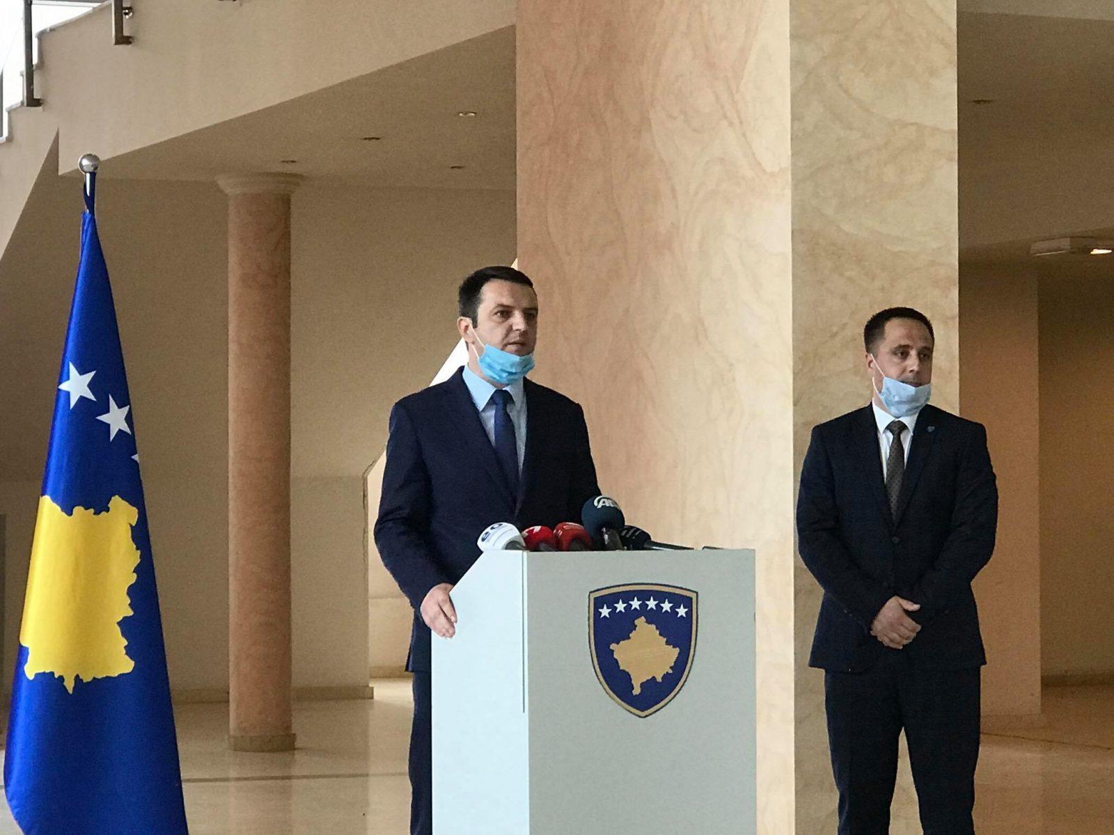 Selimi prezanton ndryshimet në Kodin Civil