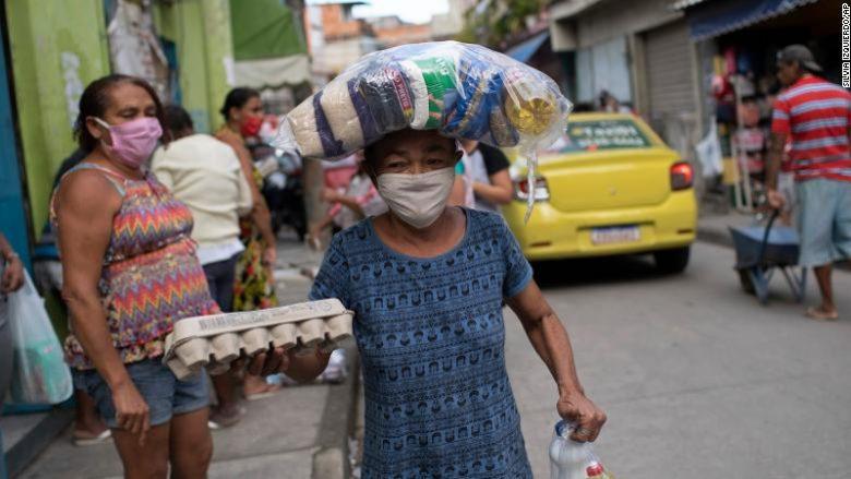 Njerëzit po vdesin urie shkaku i pandemisë