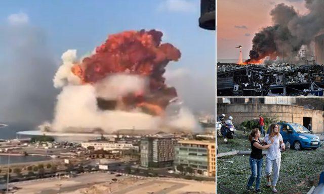 'Shpërthimi në Bejrut sa një e pesta e bombës atomike në Hiroshimë'