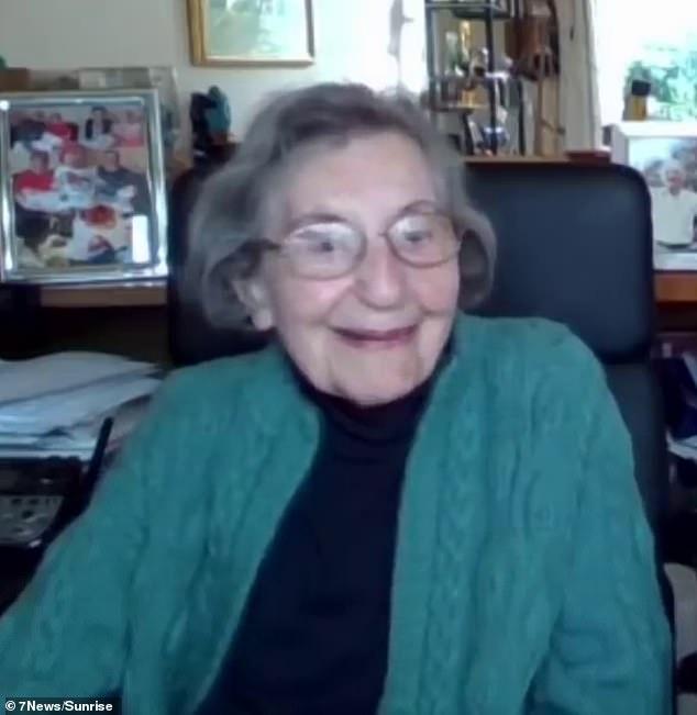 98 vjeçarja që i shpëtoi holokaustit, fiton betejën edhe me Covid-19