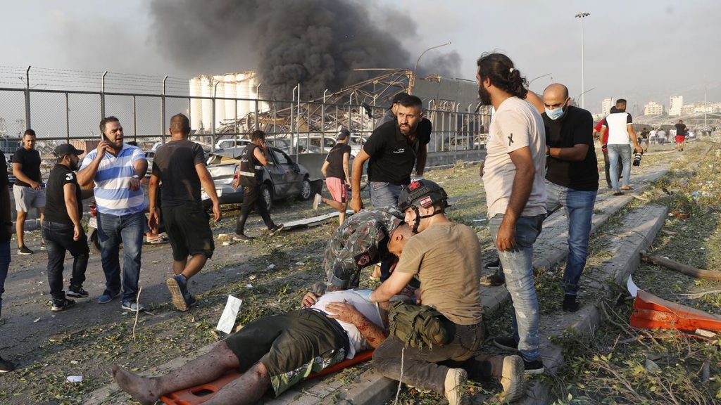 Çfarë është nitrati i amonit që shpërtheu në Beirut dhe si do ndikojë në shëndetin e banorëve