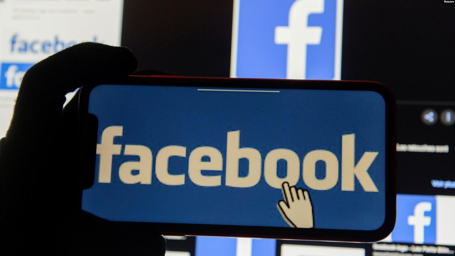 Kompania Facebook fshin postimin e Presidentit Trump