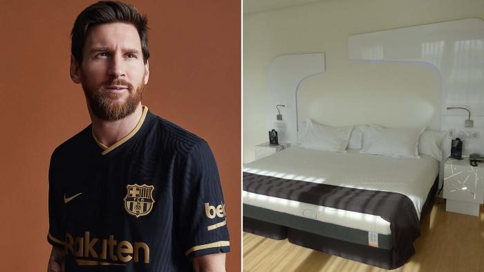 Messi merr masa të forta për t'u mbrojtur nga Covid-19, fle në dyshekun anti-koronavirus