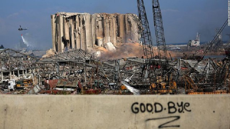 Bejrut nuk do të jetë kurrë më i njëjti!