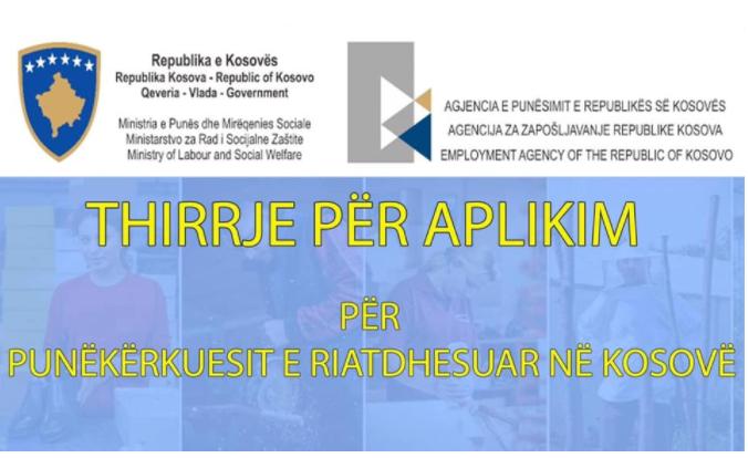 Mundësi për rreth 500 punëkërkues të riatdhesuar në Kosovë