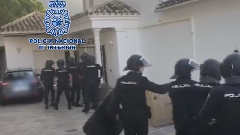 Policia spanjolle bastis dhe arreston serbin e arratisur në Malaga, i zënë edhe…