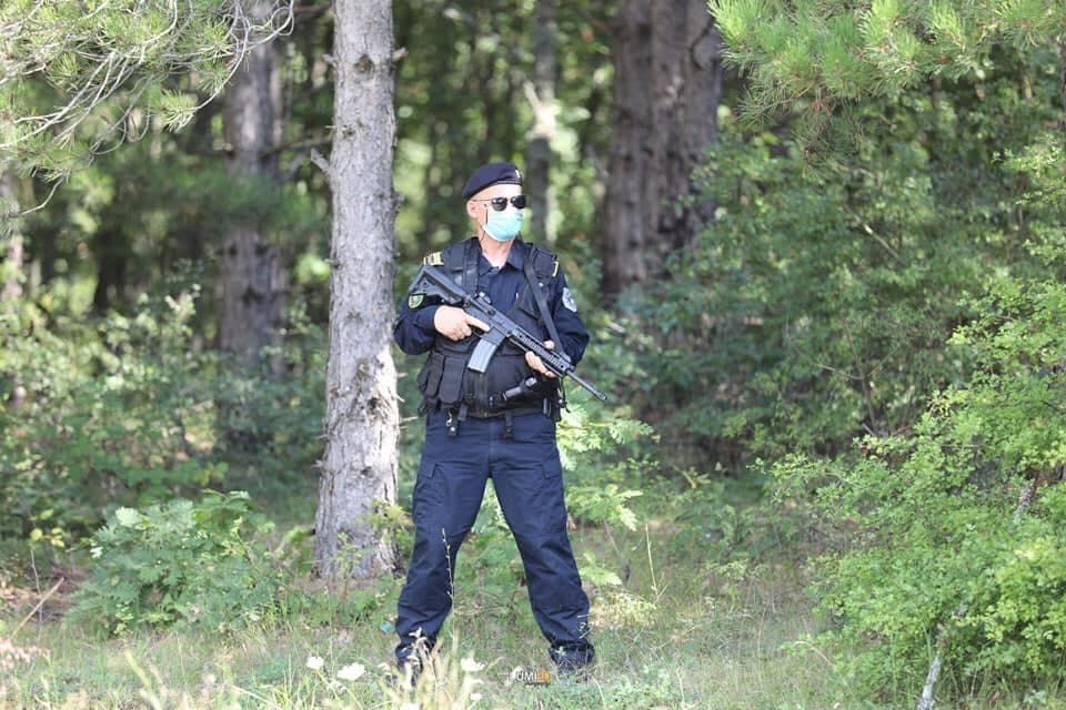 Policia e Kosovës nis patrullimet në Karaçevë, aty ku një javë më parë u pa policia serbe