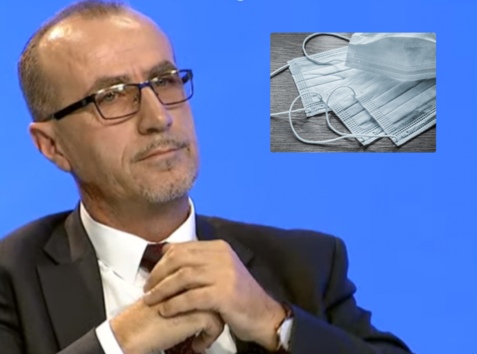Haxhiu: Maskat në tregun e Kosovës mund të jenë kancerogjene